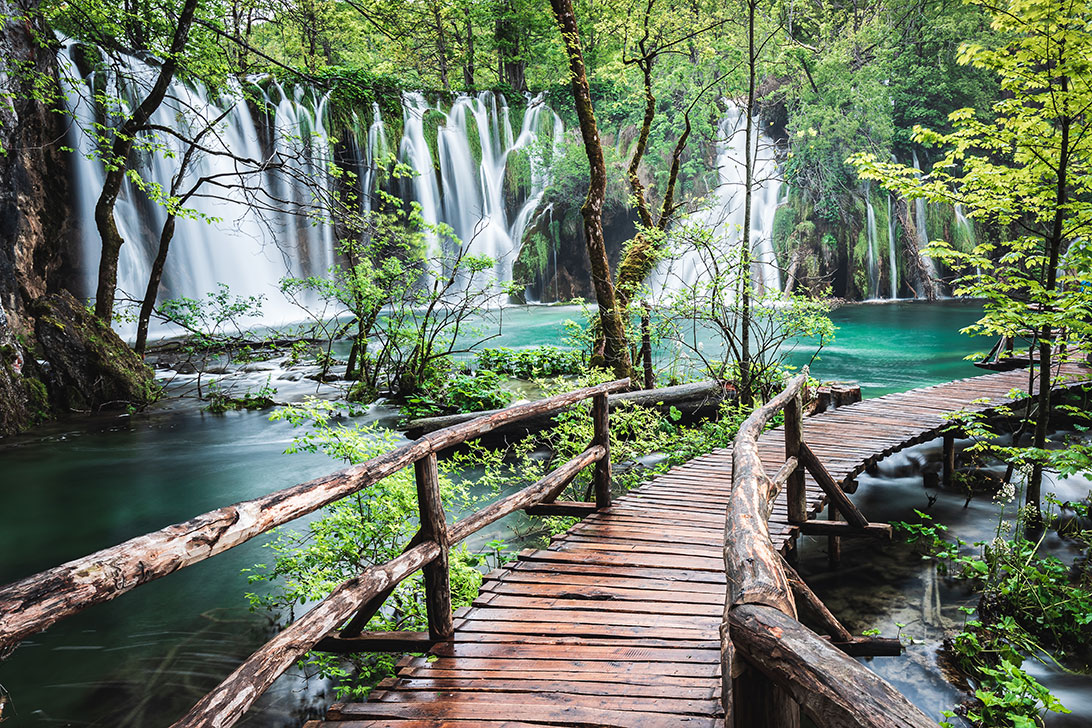 Nationalpark Plitvicer Seen